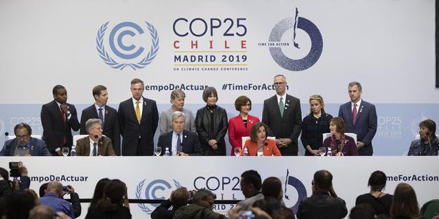 """הקורונה עלולה לפגוע בוועידת האקלים של האו""""ם בגלזגו"""