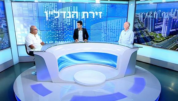 """פאנל נתניה 2019 זירת הנדל""""ן"""