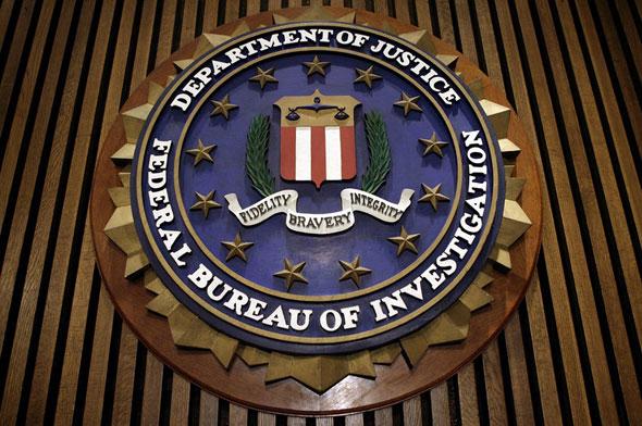 סמל ה-FBI , צילום: גטי