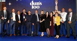 """אירוע פרסי הנדל""""ן של DUN'S 100, צילום: יריב כץ"""