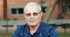 """ד""""ר בוריס בלומנשטיין, צילום: אוראל כהן"""