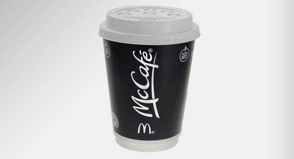כוס קפה של מקדונלד'ס