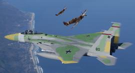 ואם להיטלר היה F15?, צילום: USAF