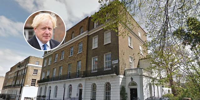 ג'ונסון בונה על דאונינג 10: מכר את ביתו הפרטי בלונדון ב-3.35 מיליון פאונד