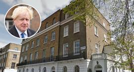 בוריס ג'ונסון מכר בית לונדון, צילום: גטי/google maps