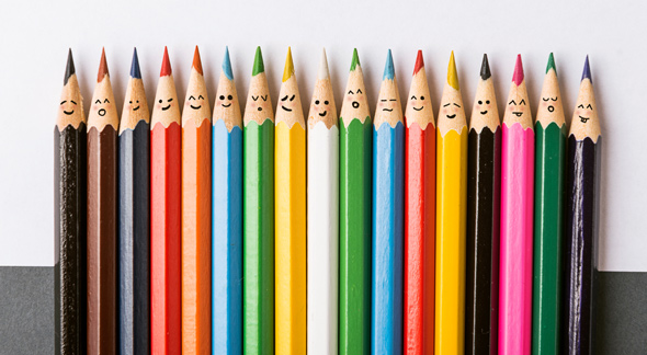 אם אפשר לייצר דמויות מזויפות - למה לטרוח לגוון באמת?, צילום: שאטרסטוק