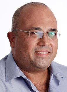 """שלומי ליברמן, סמנכ""""ל תפעול מרכזי הפיתוח דל טכנולוגיות בישראל"""