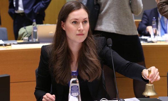סאנה מארין, ראשת הממשלה הנכנסת של פינלנד