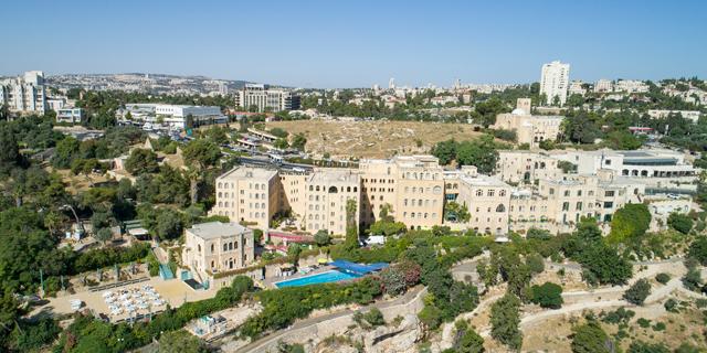 עזריאלי מרחיבה פעילות לענף המלונאות: רוכשת את מלון הר ציון בירושלים ב-275 מיליון שקל