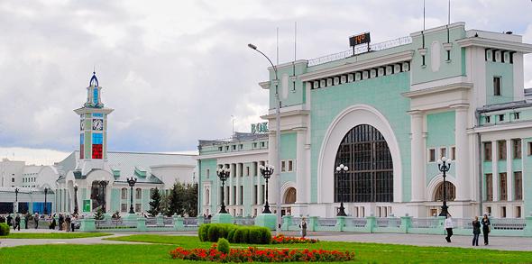 העיר נובוסיבירסק , סיביר