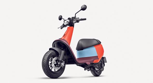 קטנוע חשמלי גוגורו