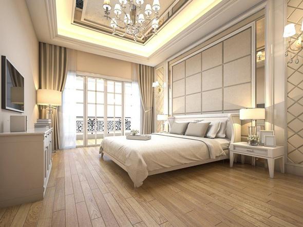 חדר במלון 5 כוכבים