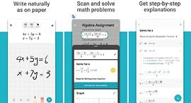 Microsoft Math Solver, צילום מסך: גוגל פליי