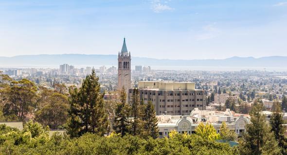 UC Berkeley. Photo: Shutterstock