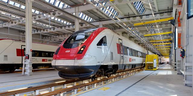 הכסף יגיע בזמן: חברת הרכבות השוויצרית מחפשת סטארט-אפים ישראלים