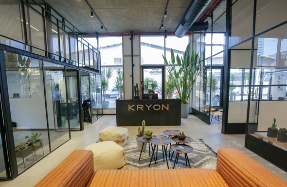 משרדי Kryon , צילום: שי שבירו