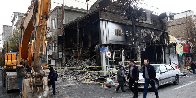 """הדלפת ענק באיראן: """"מיליוני לקוחות בנקים מודאגים"""""""