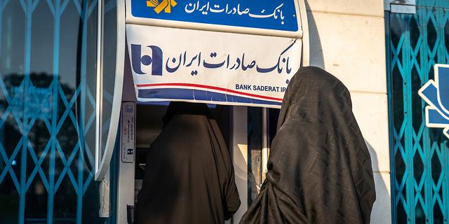 כספומט באיראן, צילום: שאטרסטוק