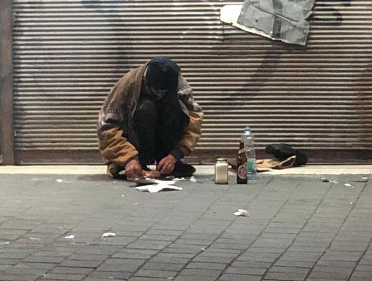 כל התחלואות של החברה הישראלית מרוכות במספר רחובות מצומצם, חמש דקות מרוטשילד, צילום: דרום תל אביב בקריז