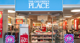 חנות צ'ילדרנס פלייס צ'ילדרן פלייס children's place  טורונטו, צילום: שאטרסטוק