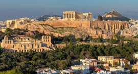 יוון השקעות פירון דן אנד ברדסטריט, קרדיט: Depositphotos