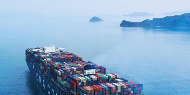 קרוז אניית משא, צילום: שאטרסטוק