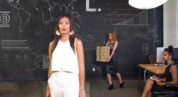 Talia Frenkel, co-founder and CEO of This is L. Photo: PR