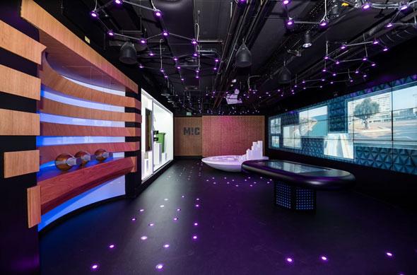 MiC מרכז החדשנות לערים חכמות, צילום: אביב קורט