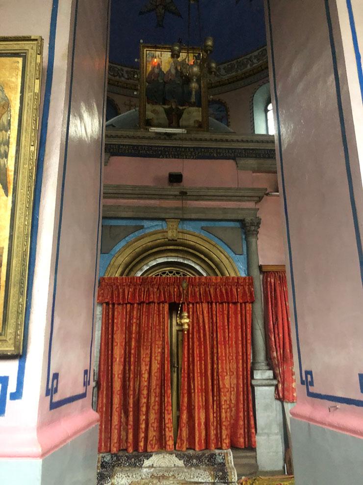 חדר התפילה המרכזי