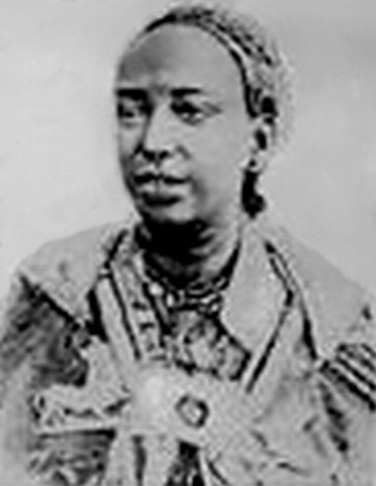 טאיתו, קיסרית אתיופיה בתחילת המאה הקודמת