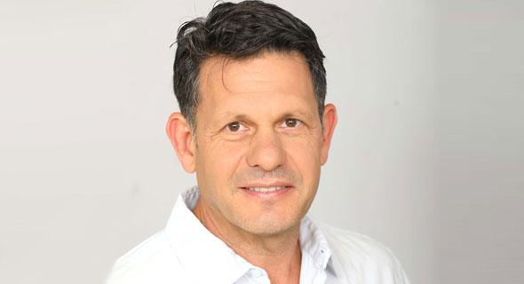 Teleclal CEO Yoav Ben Yakar. Photo: Sivan Farage