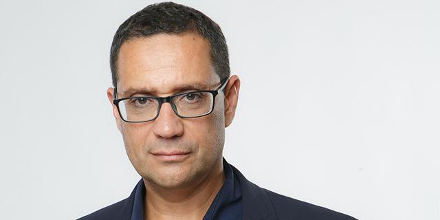 """יואב פרץ, מנכ""""ל אולפני הרצליה, צילום: ינאי יחיאל"""