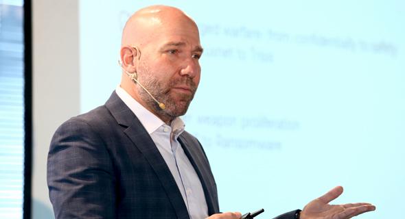Otorio CEO Daniel Bern. Photo: Orel Cohen