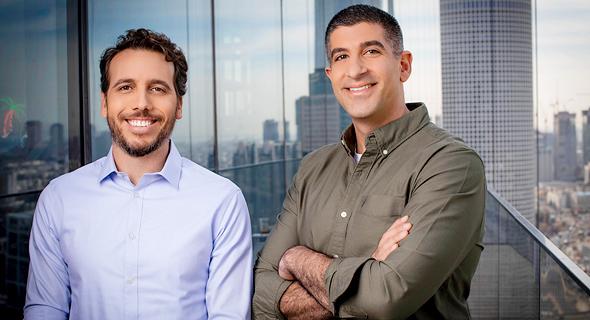 Satori founders Yoav Cohen (left) and Eldad Chai. Photo: Arik Sultan