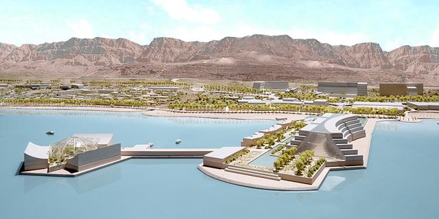 המלונאים חוזרים לים המלח: ארבעה בתי מלון ייבנו באזור
