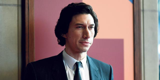 אדם הראשון: דרייבר הוא הכוכב הלוהט בהוליווד