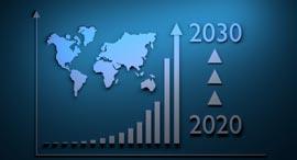 תחזיות 2020 2030, צילום: שאטרסטוק