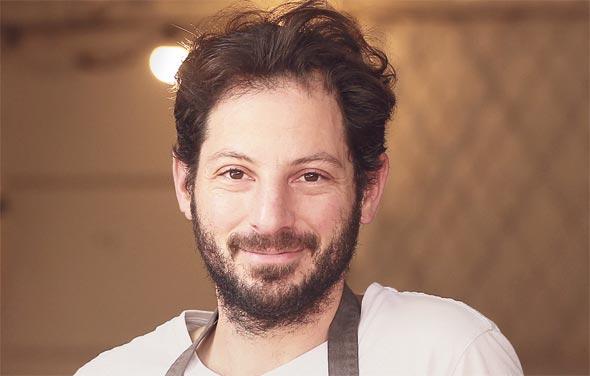 השף אלדד שמואלי , צילום: אלעד גרשגורן