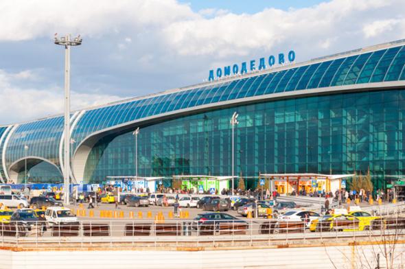 נמל התעופה דומודדובו במוסקבה , צילום: שאטרסטוק