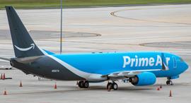 מטוס מטען של אמזון, צילום: שאטרסטוק
