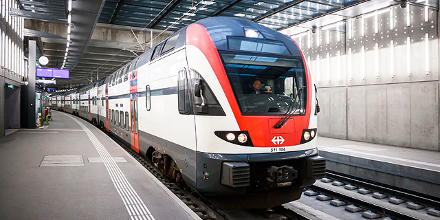 Switzerland's National Rail Company SBB Scouts for Israeli Tech