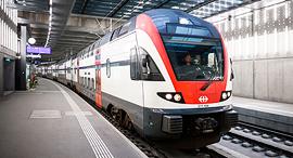 SBB train. Photo: SBB