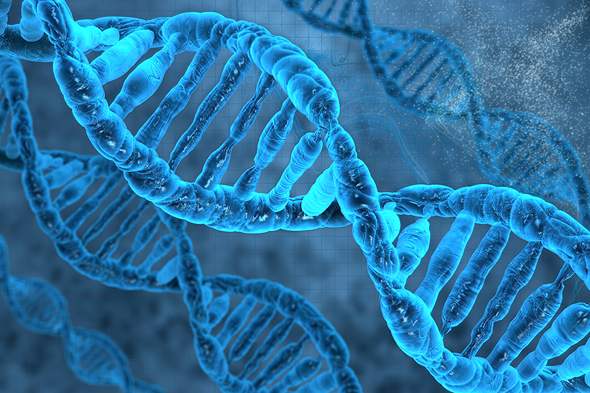 DNA (illustration). Photo: Shutterstock