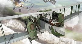 הקברניט גותה מפציצים מלחמת העולם הראשונה 1, צילום: exmo