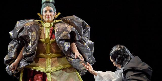 """לראשונה על בימת האופרה של וינה: """"אורלנדו"""" של וירג'יניה וולף"""