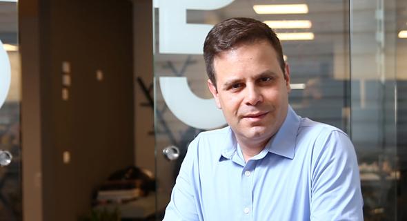 Bringg CEO Guy Bloch. Photo: Orel Cohen