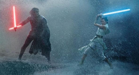 """""""עלייתו של סקייווקר"""", צילום: Lucasfilm ©"""