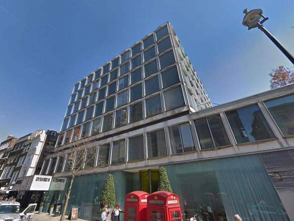 מלון סנט מרטינ'ס ליין בלונדון