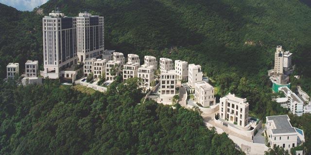 רחוב מאונט ניקולסון היוקרתי בהונג קונג, צילום: Wheelock Properties