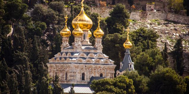 רוסיה דורשת: הפסיקו את עבודות הרכבת הקלה בירושלים